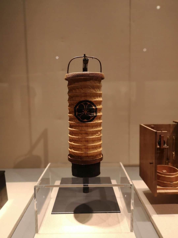 江户区手艺人制作的灯笼